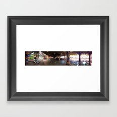 Southbank2 Framed Art Print