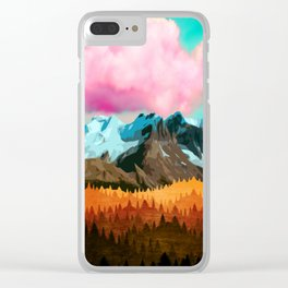 Toto Nature Clear iPhone Case