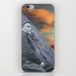 Look Out to the World iPhone Skin