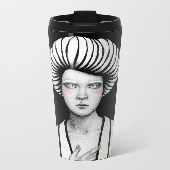 Elaine Metal Travel Mug