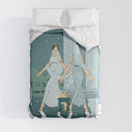 Dance at midnight Comforters