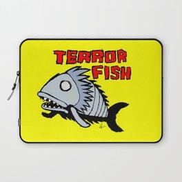 Terror fish Laptop Sleeve