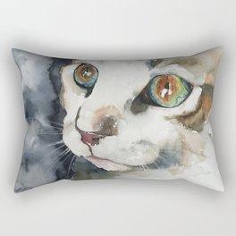 cat#13 Rectangular Pillow