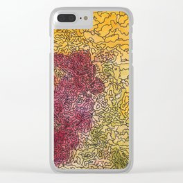 Southern Cape Clear iPhone Case