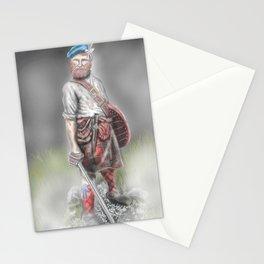 Highlander - Jacobite Stationery Cards