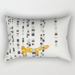 Fox Hill Lodge Rectangular Pillow