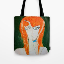 K is For K Tote Bag