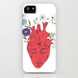 Peace Of Heart iPhone Case