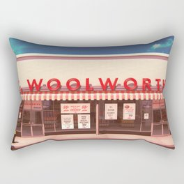 F.W. Woolworth Rectangular Pillow
