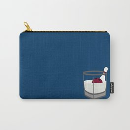 Hey, careful, man, there's a beverage here!  Carry-All Pouch