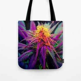 Rainbow Kush Tote Bag