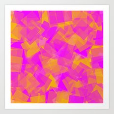 papir Art Print