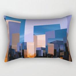 Q-City One Rectangular Pillow