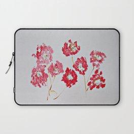 In The Lover's Garden Laptop Sleeve