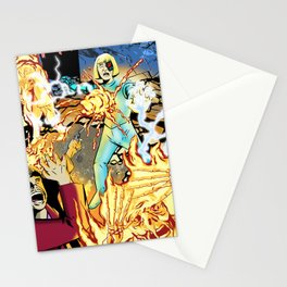 GUEST FROM THE FUTURE Stationery Cards