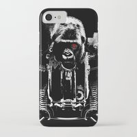 minion iPhone & iPod Cases featuring Minion by Tee Project