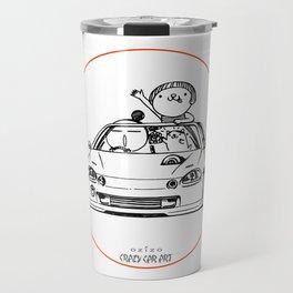 Crazy Car Art 0202 Travel Mug