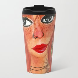 Witch - Tilda Travel Mug