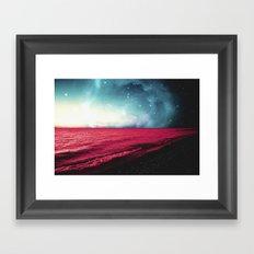Neptune's Shores Framed Art Print
