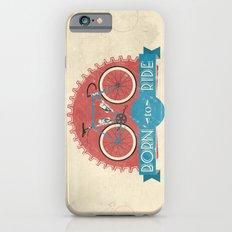 Born to Ride iPhone 6s Slim Case