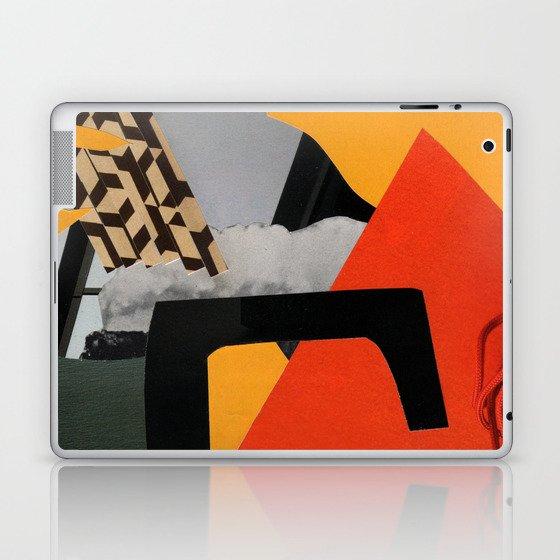 Round the Bend Laptop & iPad Skin