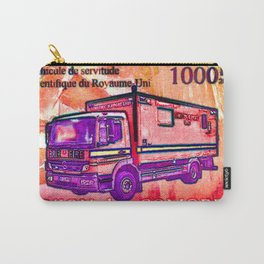 Classic Commercial Motor Vehicle Carry-All Pouch
