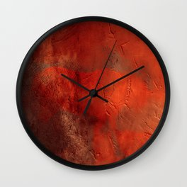 Mula Sem Cabeça Wall Clock