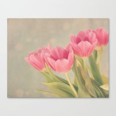 Song of Spring Canvas Print