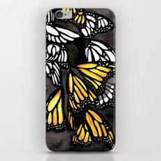 The Monarch iPhone & iPod Skin