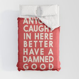 Funny, warning sign, humour signal, safety signs, safety hazard, for office, garage, warning!, alt! Comforters