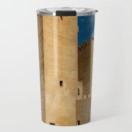 Castle in Spain Travel Mug