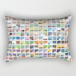 Complete Poke-Pantone  Rectangular Pillow