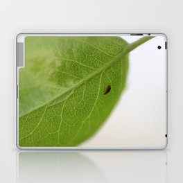 Macro Bug on a Leaf Laptop & iPad Skin