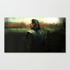 Prisoner Loki  Canvas Print