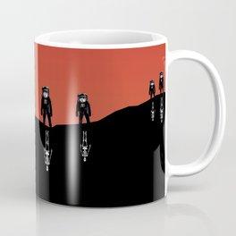 Something Strangely Familiar Coffee Mug