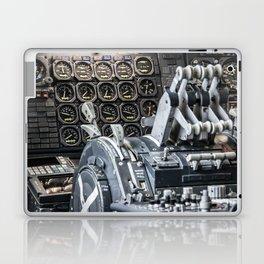 Boeing 747 cockpit Laptop & iPad Skin
