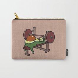 Avocado Bench Press Carry-All Pouch
