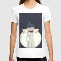 jaws T-shirts featuring JAWS by delusionARTgallery