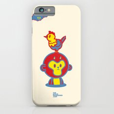 The Monkey and The Rooster  iPhone 6s Slim Case