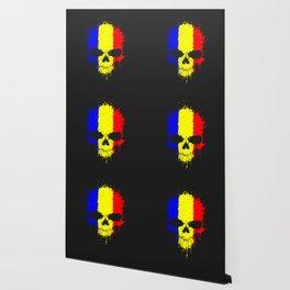 Romanian skull Wallpaper