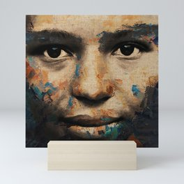 The Human Race 6 Mini Art Print