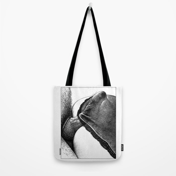 asc 644 - L'ectoplasme captif (Bound by terms of contract) Tote Bag
