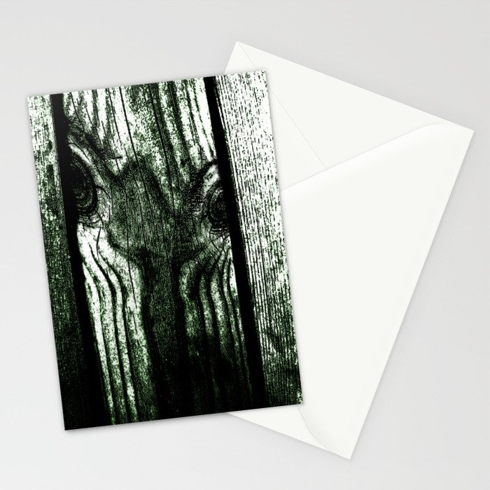 Freak in a tree Stationery Cards