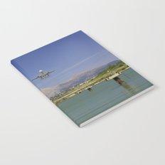 Corfu Take Off Notebook