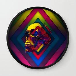 Lifeful Skull V2 Wall Clock
