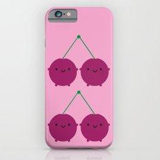 Kawaii Cherries iPhone 6s Slim Case