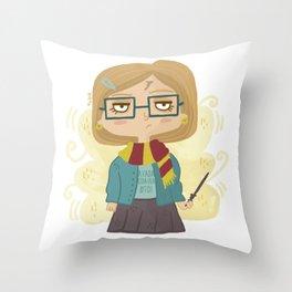 Potter Fan Throw Pillow