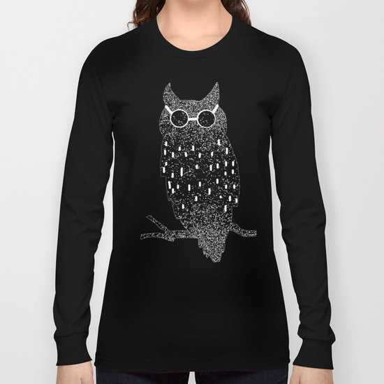cool bird Long Sleeve T-shirt