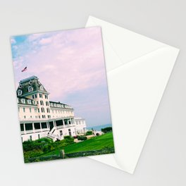 Ocean House Hotel in Watch Hill Rhode Island Stationery Cards