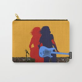 SilhouRock ... Bringing interpretation of musicians through movement, harmony and color      Carry-All Pouch